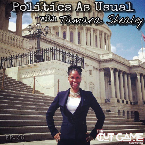 Politics As Usual with Tamara Shealey