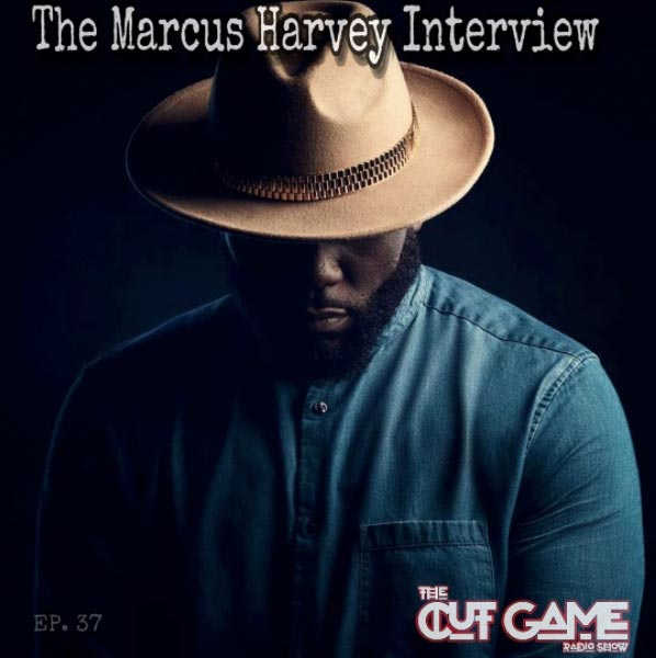 The Marcus Harvey Interview